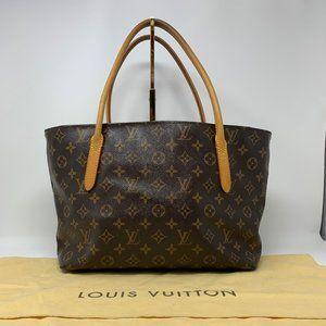 Louis Vuitton Raspail Tote Monogram Canvas PM